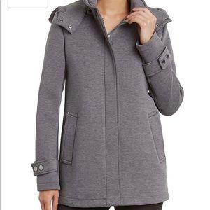 NWT Kenneth Cole Softshell Jacket w/Removable Hood